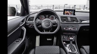 New Audi RS Q3 performance Concept 2017 - 2018 Review, Photos, Exhibition, Exterior and Interior