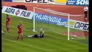 Bayern München vs Eintracht Frankfurt 3:3  21.09.1991