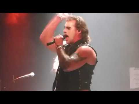 Fozzy : Painless @ Live Rooms, Chester 31/10/2017