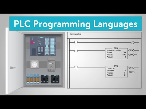 What are the Most Popular PLC Programming Languages?