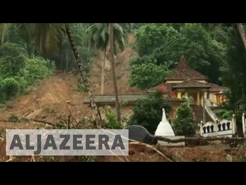 Sri Lanka calls for international aid as floods kill 122