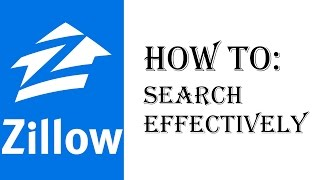 How To Search For Homes on Zillow Effectively - Zillow.com Walkthrough