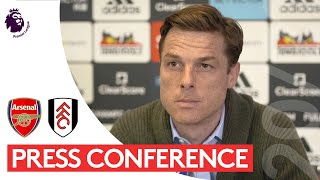 Press Conference: Scott Parker Pre-Arsenal