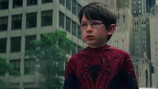 Человек паук спасает ребёнка. Человек паук против Носорога. | Новый человек паук высокое напряжение
