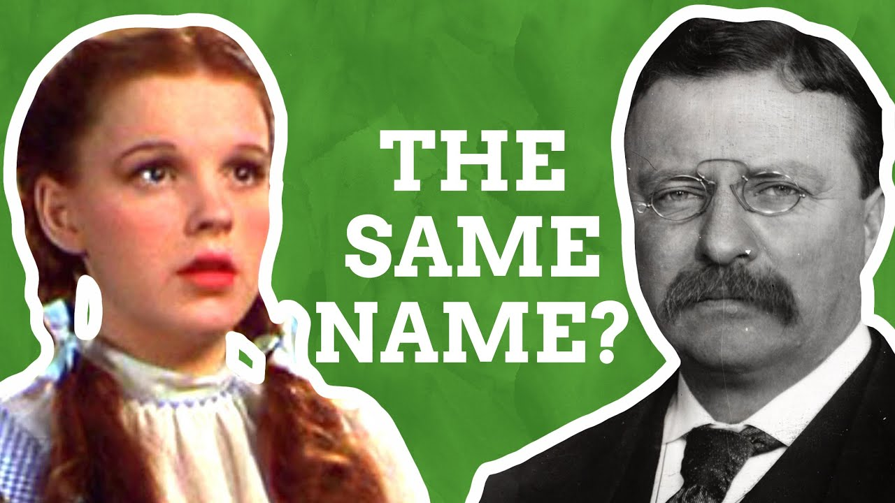 How Are Theodore & Dorothy The Same Name?