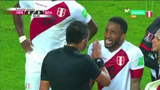 Perú vs Brasil: la POLÉMICA del penal de Zambrano a Neymar | Clasificatorias Qatar 2022