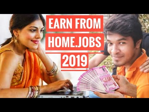 10 Easy Work From Home Jobs   Tamil   Madan Gowri   MG