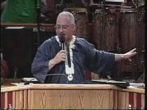 Jeremiah Wright Anti - American Sermon to Justify 911