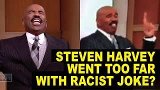 Steve Harvey Wonders How ANYONE Could Find Asian Men Attractive
