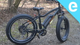 Review: RadRover electric fat tire bike