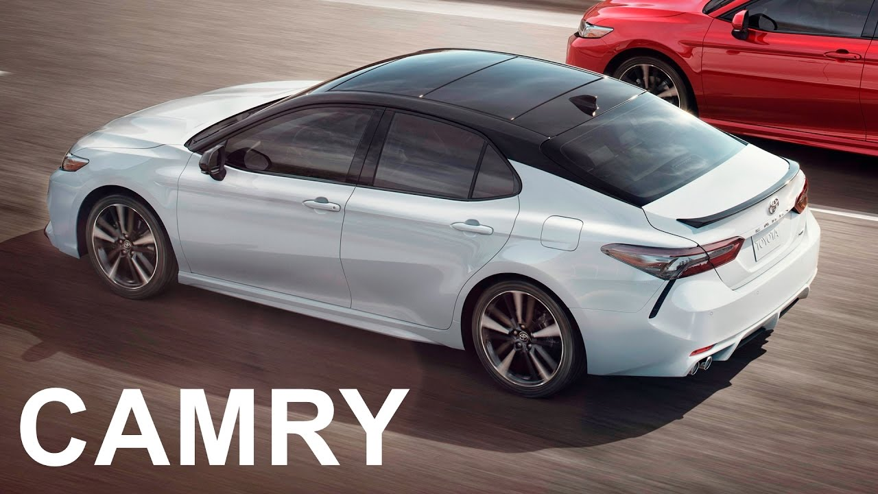 2018 Toyota Camry Overview - YouTube