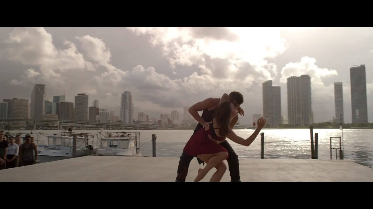 Step Up Revolution Emily & Sean Contemporary Dance - YouTube