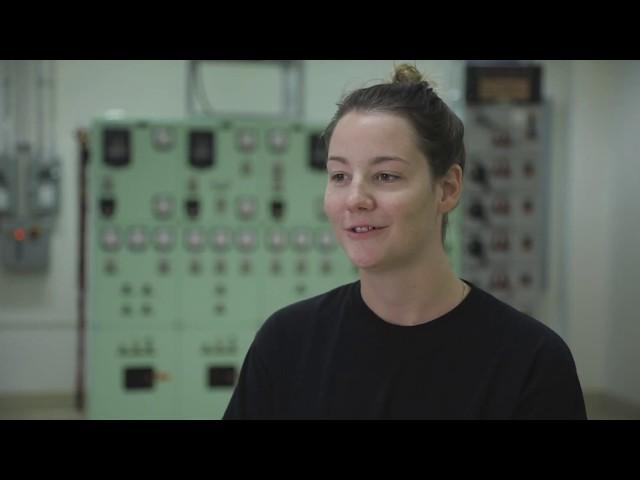 Voir Grand : Techniques de génie mécanique de marine : Laurence Chaput
