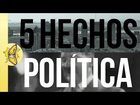 5 HECHOS | POLÍTICA