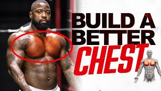 BUILD A BETTER CHEST | Full Chest Workout | Mike Rashid King