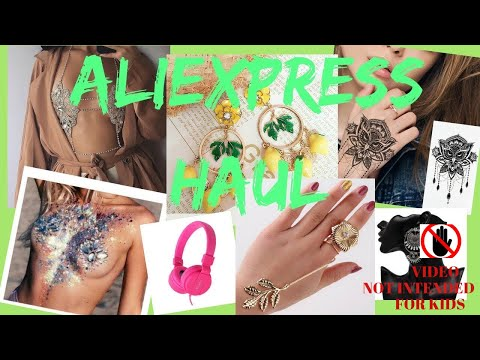 Aliexpress Haul Shopping From China Part 3