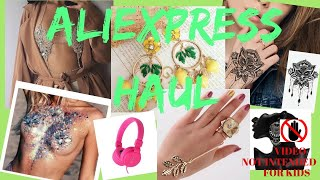 Aliexpress Haul Shopping From China Part 3