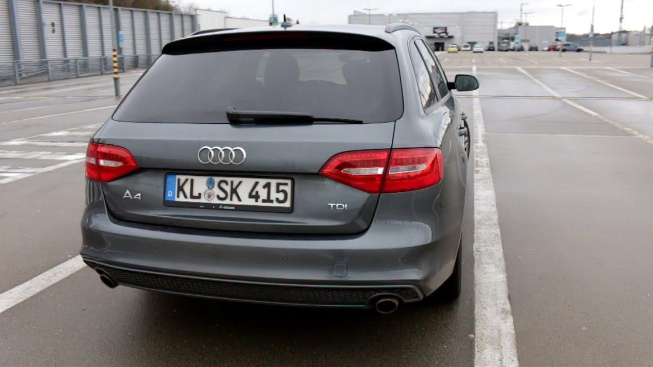 Kelebihan Kekurangan Audi A4 Tdi Top Model Tahun Ini