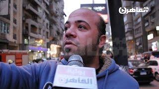 شهود عيان يروون تفاصيل حريق «بيت التأمين المصري السعودي»