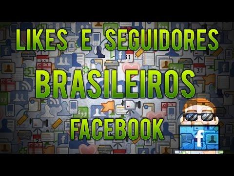 Como ganhar seguidores e likes sileiros [ Facebook ] 2015