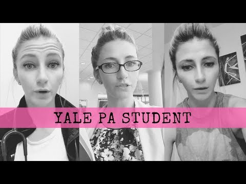 Pre-PA Advice from a Yale Physician Assistant Student