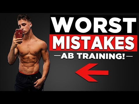 5 Mistakes People Make Training Abs | SAVE TIME WITH THESE SIXPACK TIPS