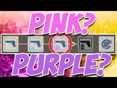 ENDING THE DEBATE | Is Tier 4 Purple or Pink? (Cold War Zombies)
