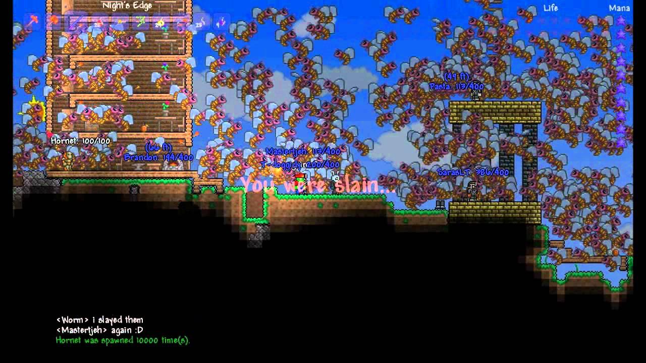 terraria how to set world seeds