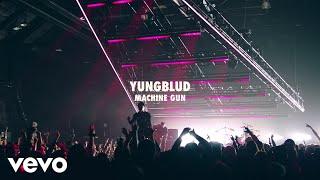 YUNGBLUD - Machine Gun (Live) | Vevo LIFT Live Sessions