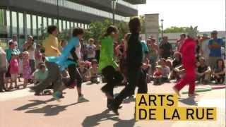 bande annonce de la 15me dition du festival des arts de la rue et du cirque cergy soit
