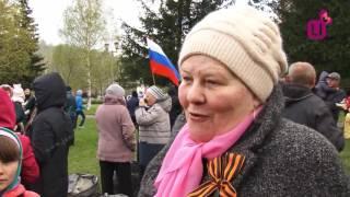 Полевая кухня и народные гуляния в парке(, 2016-05-11T03:25:52.000Z)