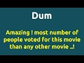 Dum |2003 movie |IMDB Rating |Review | Complete report | Story | Cast