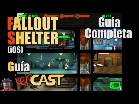 FALLOUT SHELTER | Guía Completa | Gameplay Español