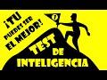 TEST de Inteligencia y Agilidad Mental - Juegos Mentales  de razonamiento, creatividad y lógica