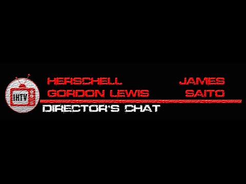 IndieHorror.TV Influences Chat with Herschell Gordon Lewis & James Saito 112114