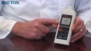 Auto Ranging Sound Level Meter | Seton
