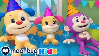 Laugh & Learn with Fisher Price - Rainbow Party! | Learn Colours! | Educational Cartoons for Kids