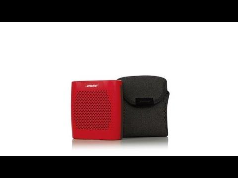 Bose SoundLink Color Bluetooth Speaker with Case