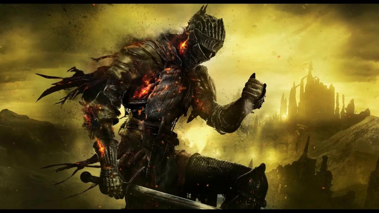 Wallpaper Engine Dark Souls Iii Soul Of Cinder Ost Youtube