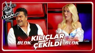 4 Jüri Karşı Karşıya Geldi | O Ses Türkiye 6. Bölüm