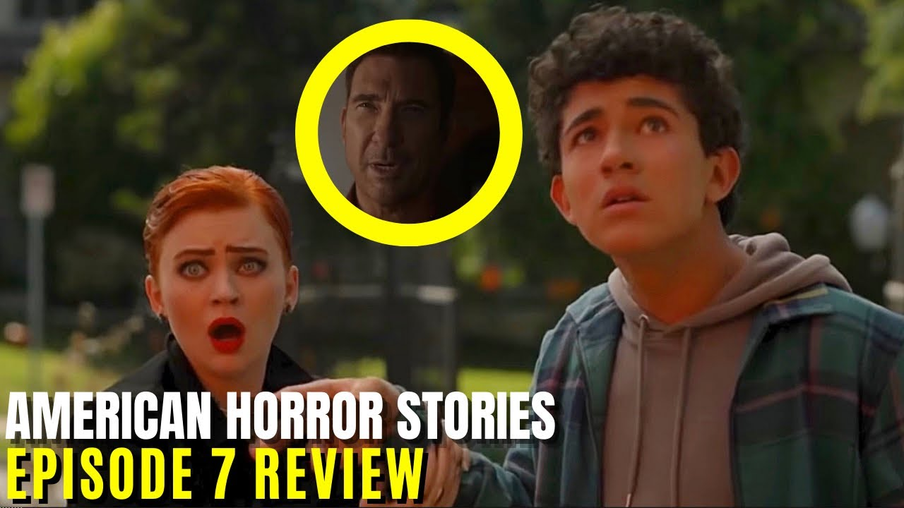 """Download American Horror Stories Episode 7 Review """"Game Over"""""""