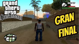 GTA San Andreas | GRAN FINAL | PS2 | Parte #5