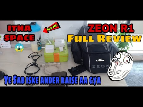 Gods ZEON R1 Genuine Review | For Abhinav Vlogs | Yamaha FZ-S V2.0 | Mohit Sony | Being Rider