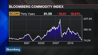 Milton Berg: Commodities May Sink 20% or More