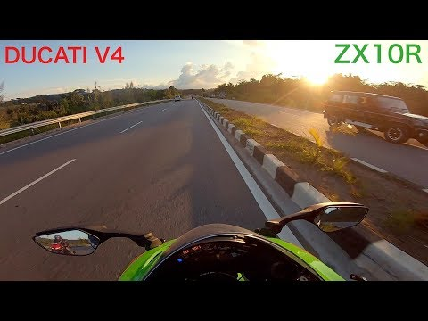 DUCATI V4 & ZX10R SUNDAY RIDE TO SHILLONG