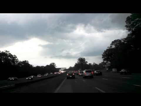 tornado kind weather in edison NJ(1)