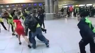 Flashmob Aeroporto de Lisboa