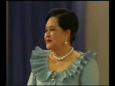 THAILAND NEWS: SPEECH OF HM.QUEEN SIRIKIT'S 77 th BIRTHADY  8/8