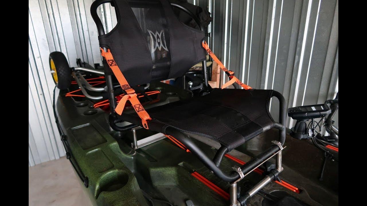 Perception Pescador Pilot Seat Riser