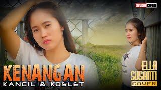 Download Mp3 Kenangan | Wa Kancil Feat Wa Koslet  | Covers   Ella Susanti